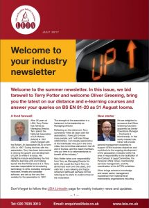 Publication Newsletter July2017